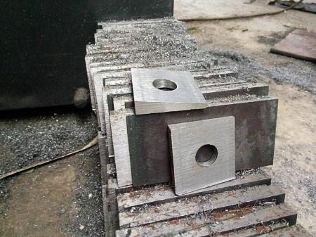 电厂专用斜垫铁